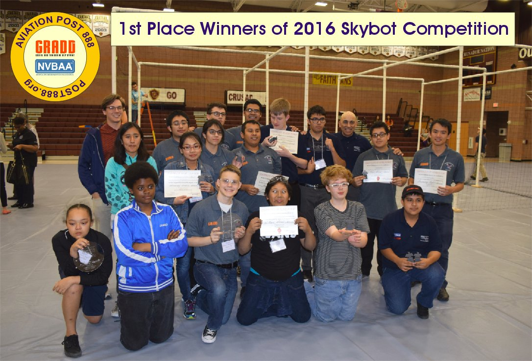 1st Place Skyboy 2016 Winners 2
