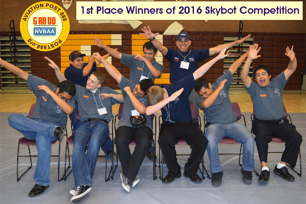 1st Place Skyboy 2016 Winners