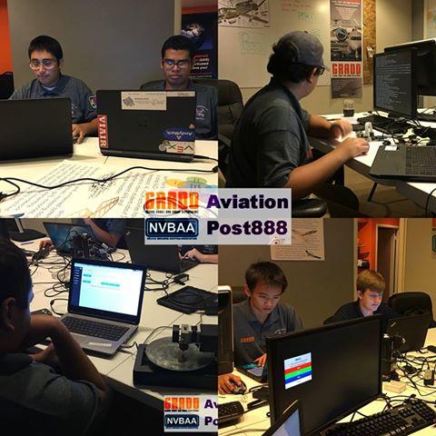 Explorers computer coding
